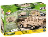 COBI 4815 HC WWII Opel Blitz 3600 DAK - 272 Teile Bausatz