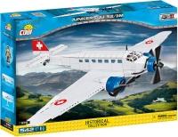 COBI 5711 HC WWII Junkers JU 52/3M Civil Version 542...