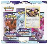 Pokemon Schwert & Schild Schaurige Herrschaft 3-Pack...
