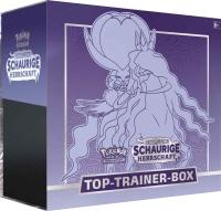 Pokemon Schwert & Schild Top-Trainer Box Schaurige...