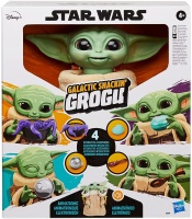 Hasbro F28495L0 Star Wars Galactic Snackin Grogu Baby Yoda