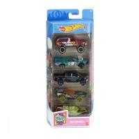 Mattel GTN42 Hot Wheels HW Zombies 5er Autos Set