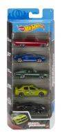 Mattel GTN40 Hot Wheels Fast & Furious 5er Autos Set