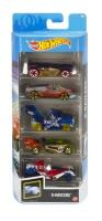 Mattel GTN39 Hot Wheels X-Raycers 5er Autos Set