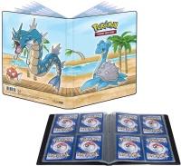 Ultra Pro Pokemon Seaside 4-Pocket Portfolio
