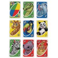 Mattel GKF04 UNO Junior Kartenspiel