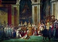 Clementoni 31416 David - Die Krönung Napoleons 1000...