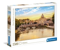 Clementoni 31819 Rom 1500 Teile Puzzle High Quality...