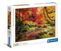 Clementoni 31820 Park im Herbst 1500 Teile Puzzle High...
