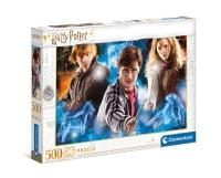 Clementoni 35082 Harry Potter 500 Teile Puzzle Harry Potter