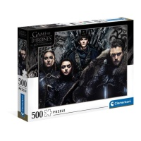 Clementoni 35091 Game of Thrones 500 Teile Puzzle Game of...