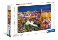Clementoni 36528 Las Vegas 6000 Teile Puzzle High Quality...