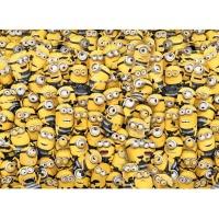 Clementoni 39408 Minions 1000 Teile Puzzle Impossible