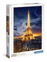 Clementoni 39514 Eiffel-Turm 1000 Teile Puzzle High...
