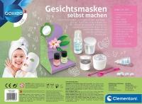 Clementoni 59248 Galileo Gesichtsmasken selbst machen