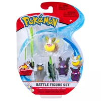 Pokemon Lauchzelot + Morpeko (Kohldampfmuster) + Voldi