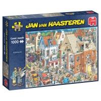 Jumbo 81911 Jan van Haasteren - Die Baustelle 1000 Teile...