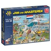 Jumbo 81912 Jan van Haasteren - Zu Luft, Land und Wasser...