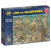 Jumbo 81914 Jan van Haasteren - Castle Conflict 1000...
