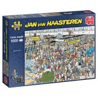 Jumbo 81915 Jan van Haasteren - Abflugshalle 1000 Teile...