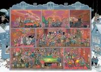 Jumbo 81919 Jan van Haasteren - Grand Cafe 1000 Teile Puzzle