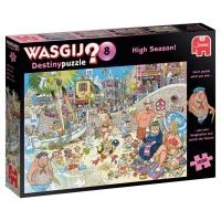 Jumbo 81930 WASGIJ Destiny 8: Hochsaison 1000 Teile Puzzle