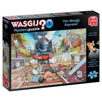 Jumbo 81932 WASGIJ Mystery 1: The Wasgij Express 1000...