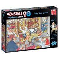 Jumbo 81933 WASGIJ Mystery 2: Stop the Clock 1000 Teile...