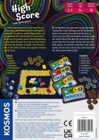 KOSMOS 68057 High Score - Cleveres Würfelspiel