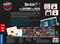 KOSMOS 68083 Krimi-Puzzle: Die drei ??? - Das Geheimnis...