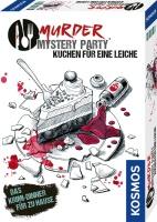 KOSMOS 68212 Murder Mystery Party Kuchen für eine...