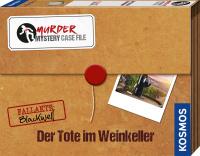 KOSMOS 68216 Murder Mystery Case File Der Tote im Weinkeller
