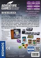 KOSMOS 69519 Adventure Games - Im Nebelreich