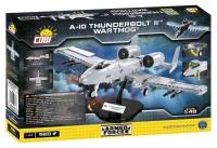 COBI 5812 A-10 Thunderbolt II Warthog 550 Teile Bausatz