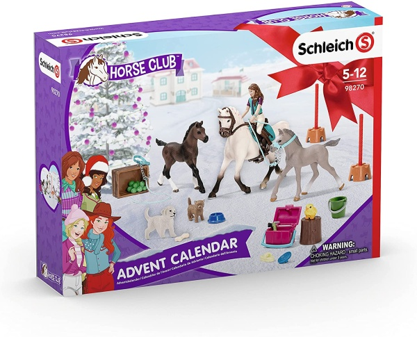Schleich 98270 Adventskalender Horse Club 2021