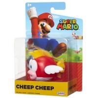 Super Mario Figur Cheep Cheep 6 cm Wave 29