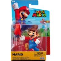 Super Mario Figur Mario 6 cm Wave 30