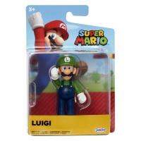 Super Mario Figur Luigi 6 cm Wave 30