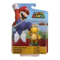Super Mario Figure Parakoopa mit Flügeln 10 cm Wave 24
