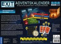 EXIT - Das Spiel: Adventskalender Die Jagd nach dem...