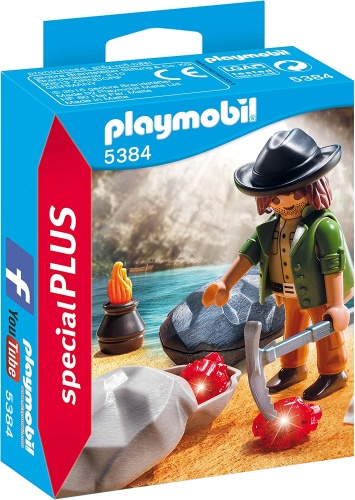 PLAYMOBIL 5384 special Plus Kristall-Sucher