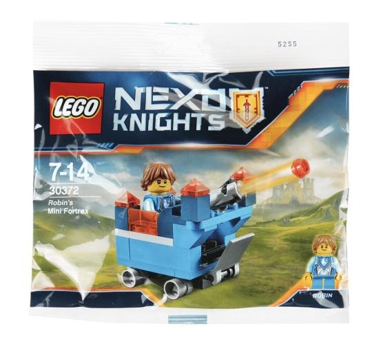 LEGO® 30372 NEXO KNIGHTS Robins Mini Fortrex Polybag