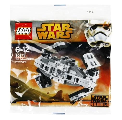 LEGO® 30275 Star Wars Mini Tie Advanced Prototype Polybag