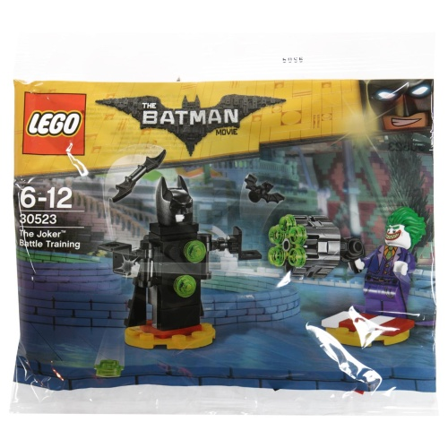 LEGO® 30523 DC Super Heroes The Joker Battle Training Polybag