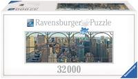Ravensburger 17837 New York City Window 32000 Teile Puzzle