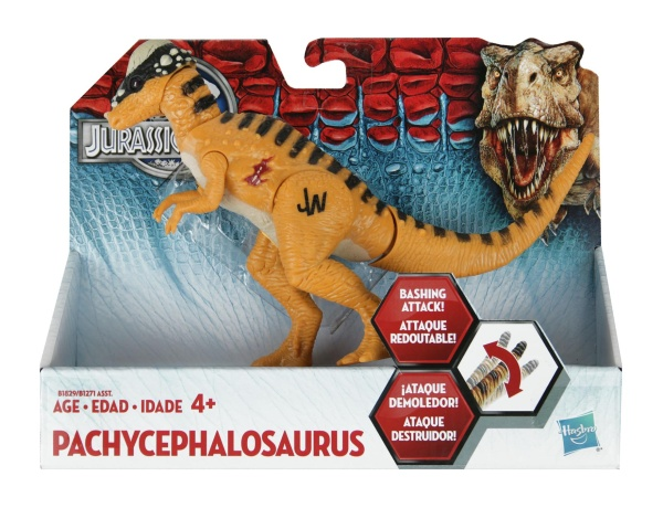 Hasbro B1271-B1829 Jurassic World Pachycephalosaurus