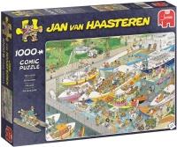 Jumbo 19067 Jan van Haasteren - Die Schleuse 1000 Teile...