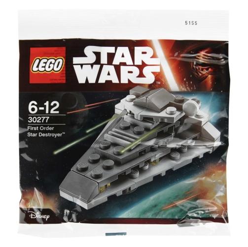 LEGO® 30277 Star Wars First Order Star Destroyer Polybag