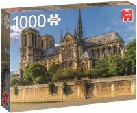 Jumbo 18528 Notre Dame Paris 1000 Teile Puzzle