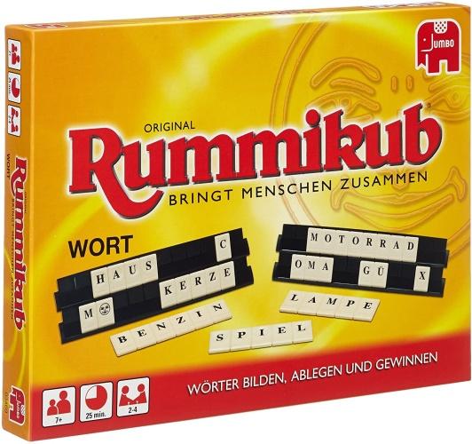 Jumbo 03469 Rummikub Wort